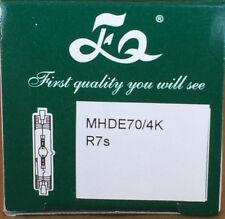 Plusrite R7s RX7s 70w Double Ended 120 x 22mm Metal Halide Bulb Lamp 4000k