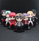 BTS FIGURES V J-HOPE JIMIN SUGA Collection Kid Toy Gift Cake Topper 7PCS
