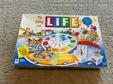 The Game of Life Hasbro 40th Anniversary Edition Milton Bradley Complete