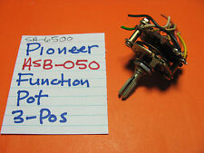 PIONEER ASB-050 FUNCTION POT SA-6500 INTEGRATED AMPLIFIER