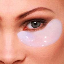 Paare Frauen Anti-Falten-Augenringe Kristallkollagen -Augen-Schablonen