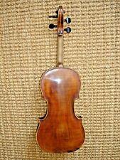 Gepflegte alte 4/4 Geige Violine sehr schö. Ton mit viel Charme sof. spielbereit