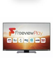 NEW AVTEX 19.5 FULL HD WIFI TV 12v 24v-240 Volt 12 DC MOTORHOME CARAVAN LORRY TV