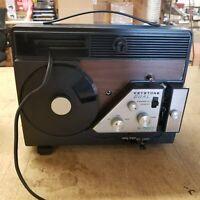 Vintage Keystone Dual K-560 8mm Film Projector Parts/Repair