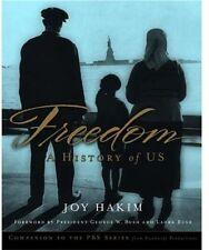 Freedom: A History of US by Joy Hakim, George W. Bush, Laura Bush