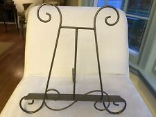 Vintage Wrought Iron Music Stand
