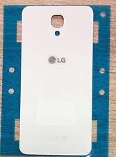 LG x écran K500 Couvercle de Batterie Couverture arrière blanc ACQ88767831