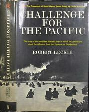 CHALLENGE FOR THE PACIFIC GUADALCANAL TURNING POINT OF THE WAR WW2 USA Japan