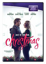 JUST IN TIME FOR CHRISTMAS DVD - SINGLE DISC EDITION - NEW UNOPENED - HALLMARK
