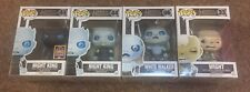 Game Of Thrones Night King #44 SDCC Exc Funko Pop Wight White Walker Night King