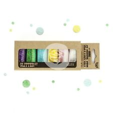 Finnabair Art Extravagance Glitter 6g 6/Pkg -Abloom