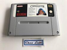 The Chessmaster - Super Nintendo SNES - PAL FAH