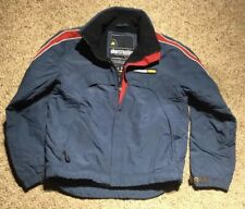 Boy's Abercrombie Kids Jacket Coat Size LARGE FLEECE LINED