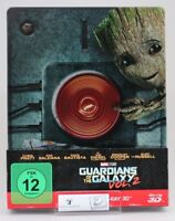 Guardians of the Galaxy Vol. 2 - 2D & 3D Steelbook [3D BRD] [Limited Edition