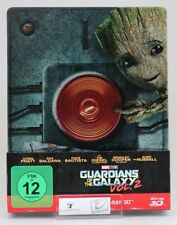 Guardians of the Galaxy Vol. 2 - 2D & 3D Steelbook [3D BRD] [Limited Edition