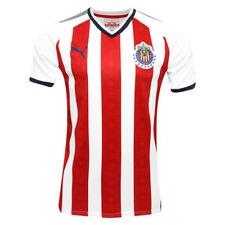PUMA Men's Chivas 17/18 Home Jersey Red  752779 01