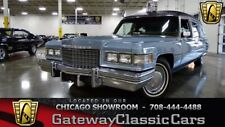 New Listing1976 Cadillac Fleetwood Hearse