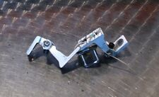 SEAT IBIZA MK5 O/S/F DRIVER SIDE FRONT DOOR HINGES WHITE LB9A (3 DOOR)