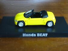 Honda BEAT Yellow 1:64 Scale Light Weight Sports Collection
