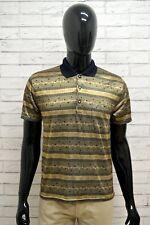 215505e98c379c Polo ABERCROMBIE Uomo Taglia Size M Maglia Maglietta Camicia Shirt Man  Vintage
