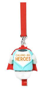 Bath & Body Works Hero Lanyard Pocket* Bac holder retractable ID Neck Badge