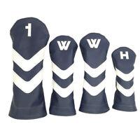 Golf Driver Holz Kopf Wood Headcover Schlägerkopfhüllen Universal für alle