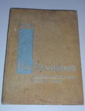 1958 Indiana State Teachers College Yearbook Terre Haute Indiana The Sycamore