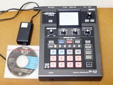 Roland P-10 Edirol Visual Sampler