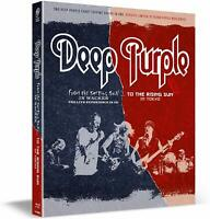 Deep Purple From The Setting Sun pour Rising Limitée 2x Blu-Ray Set Neuf/Scellé