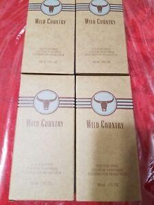 4 pack Avon Wild Country Cologne Spray 3 fl oz each 100% Original New