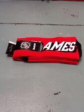 Calgary Flames, Socks, NHL Fan Gear, Adult, Mens, Reebok
