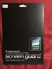 NUOVO! LCD TRASPARENTE COVER PROTEGGI SCHERMO PROFESSIONALE Guard per iPad 2/3/4
