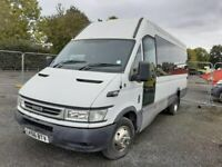2006 IVECO IRIS Daily 50C14 IRIS BUS, ONE OWNER IDEAL ALSO FOR CAMPER,164K MILES