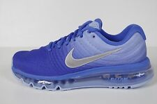 NIKE AIR MAX 2017 GS MEDIUM BLU taglia UK 5 EUR 38 US 5,5 y NUOVO CON SCATOLA 851623-401