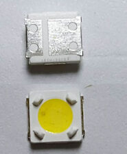 LED 3535  x STRISCE STRIP LED SAMSUNG LG RETROILLUMINAZIONE TV 3v 1W 350ma
