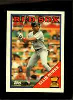 1988 TOPPS #269 ELLIS BURKS EXMT RC ROOKIE RED SOX  *X16070