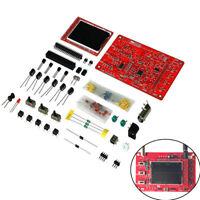 "New Assembled DSO138 2.4"" TFT Digital Oscilloscope (1Msps) + Probe B1 DIY Kits"