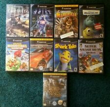 Nintendo GameCube Games -You Choose $8.75 Each! *With Case & Manual!
