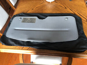 89-94 S13 Nissan 240sx Hatch Sun Roof Sunroof Cover 180sx Rare With Bag