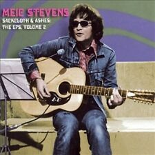 """Meic Stevens: """"Sackcloth & Ashes: The Eps, Vol. 2"""" (CD)"""