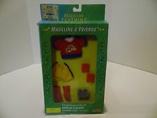 Madeline & Friends Paris Sports Poseable Doll Outfit 1999 New