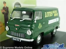 FORD THAMES 400E MODEL VAN LOTUS RACING 1:43 SCALE OXFORD 43FDE017 GREEN K8