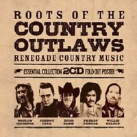 ROOTS OF THE COUNTRY OUTLAWS-ESSENTIAL... 2 CD NEU