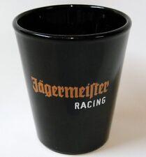 Rare Jagermeister racing Alcohol Shot Glass Glasses L@@K