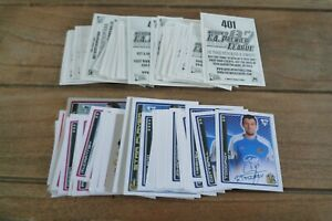 Merlin Premier League 07 Football Stickers no's 401-522! Pick Stickers You Need!
