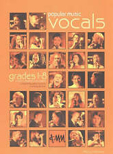 Popular Music Vocals: Grades 1 to 8 by Tony Skinner, Anton Browne (Paperback, 20
