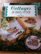 cross stitch BOOK Cottages by Gail Bussi