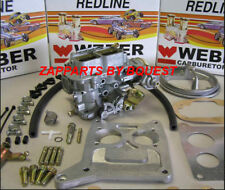 MERCEDES 280 Weber K 248,Carburetor Kit Fits,1972-1976 REPLACES SOLEX 4A1 CARB.