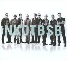 NKOTBSB S/T Self-Titled New Kids On The Block Backstreet Boys CD BRAND NEW