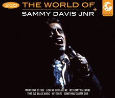 The World Of Sammy Davies Jnr Songs 2 CD 1950s Music
